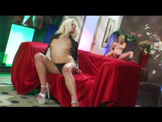 Platinum-blonde Strumpet's A2m Venture