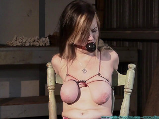 Kneels And Begs For Tit Torture, And Gets It - Lexi Lane - Scene 2 - HD 720p