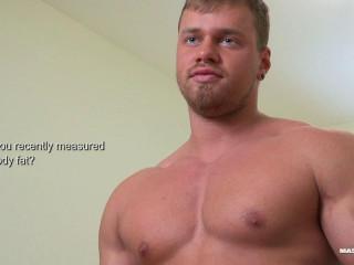 Brad, Bigger He Cums