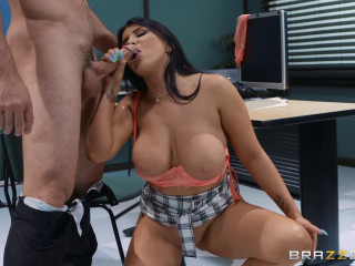 Romi Rain - Work Hard Fuck Harder FullHD 1080p