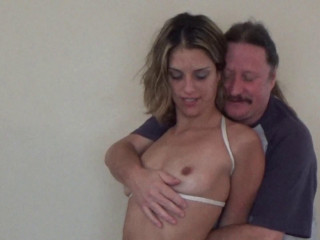 Rough Treatment For A Naked Girl! - Briella - Full HD 1080p