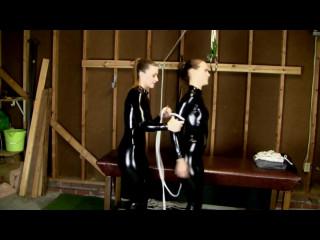 Madalynn Raye and Serene Isley Catburglar Doesn't Need a Sidekick