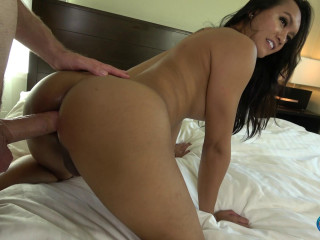 Gets Her Ass Pounded