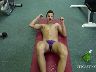Posing Workout - Vlad - Part 1 - Full Movie - HD 720p