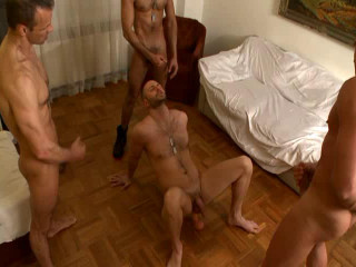 Private Military Orgy
