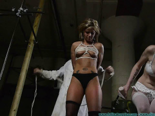 Dr. Cupcakes Gets a New Assistant - Extreme, Bondage, Caning
