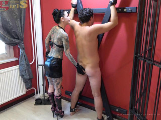 Lady Chantal - The Fun Of Torture
