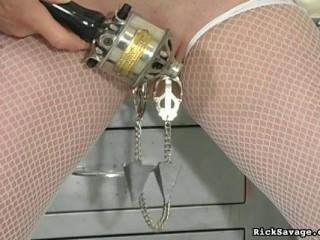 Labia Torture