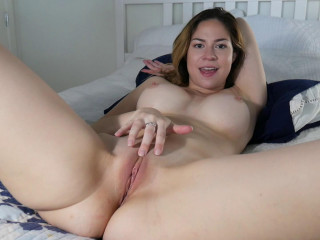 Ashley Alban Cummy-Pussy - Full HD 1080p