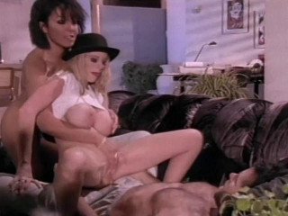 A Clockwork Orgy (1995) - Isis Nile, Kaitlyn Ashley, Rebecca Lord