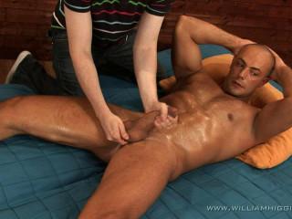 WHiggins - Daniel Avedon - Erotic Solo - 10-10-2011