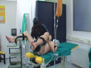Hospital Sex and bizarre rubber fetish 16