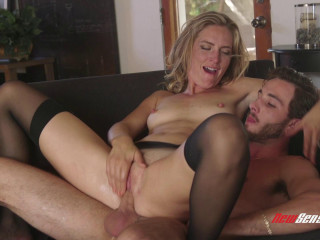 Hotwife Mona Enjoys Her Boy Toy