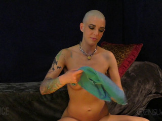 SensualPain - May 14, 2017 - Headshave - Abigail Dupree