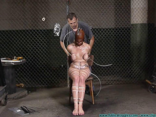 Riley Jane Ziptied - Part 1
