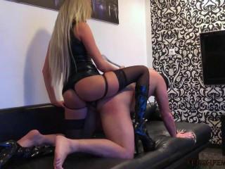 Miss Melisande Sin - Double Domination Anal Slut