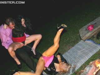 Action Gets Very Pissy As Two Girls Go Piss Hard With Each Other