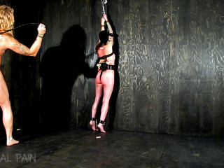 Slave Punishment Board Cleared - Abigail Dupree