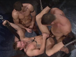 Leather Fuckers In Rough Anal