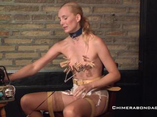 Chimera Restrain bondage - Ariel Anderssen (2017-05; scene 01 300)
