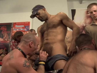 sotted on Cum Orgy