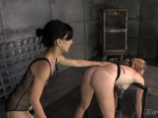 Ashley Lane, Elise Graves - BDSM, Humiliation, Torment