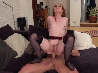 Ella Hughes - X-Rated After Work Oral (2019)