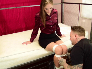 Rachel Adams - Submissive Secretary
