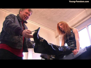 Young-femdom -