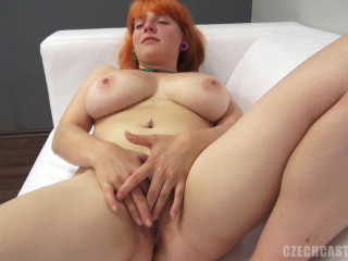 Big tit redhead slut get banged in the room 1080p