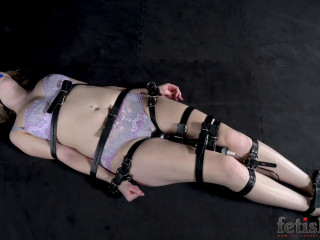 Dolly Leigh's Surrender to Tight Bondage Orgasms - Full HD 1080p