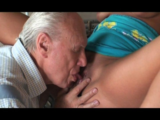 Old dude loves young chicks