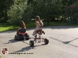 NakedGord-Charlotte Brooke Saddle Plumbed Part 2(2010)