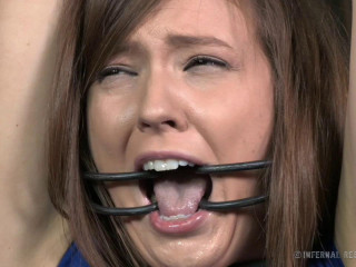 Infernalrestraints - Apr 4, 2014 - Eager Superslut - Maddy O'Reilly