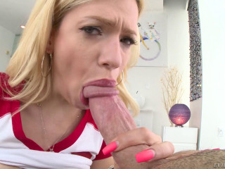 Rectal Ass Fuck For Pretty Blond Bibi Noel