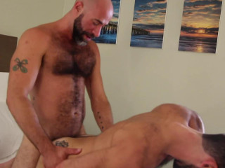 Damon Andros And Stephen Harte Roll Moist