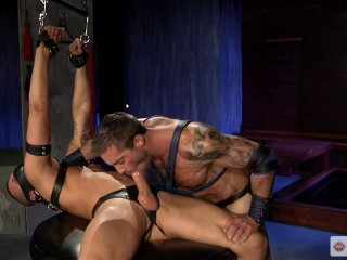 Derek Parker, Jake Genesis And Tate Ryder