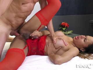 Terence & Rayana Gomes Flip–Flop Fuck (400p)