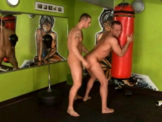 Backdoor Gym