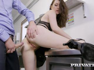 Misha Cross - Anal Sex Education Gone Wild FullHD 1080p