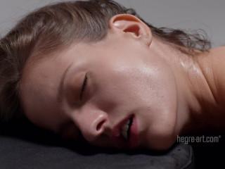 Gaby - Multiple Electric Orgasm Massage-1800p