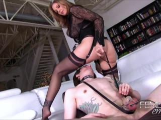 Julia Ann - Boy-Toy Pussy Servant