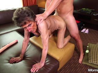 Granny Shirley - This 83 year old granny got MomPov'd