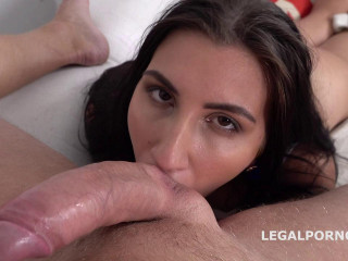 Mr. Anderson Anal Casting With Henna Ssy Balls Deep Anal - HD 720p