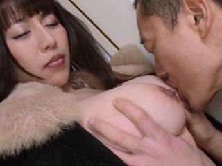 Yuna Hoshisaki (aka Aizawa Kotone) - Naked Under The Overcoat