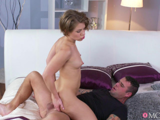 Anal Creampie Sex For Petite Babe - Mx