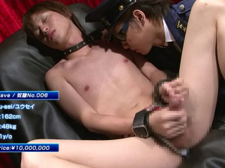 Young Slaves Market Sequence 1