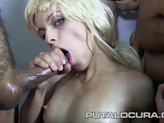 Mass ejaculation Brutish