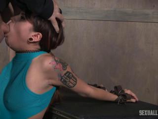 Raquel Roper Steps Into A World Of Bondage And Rough Sex - HD 720p