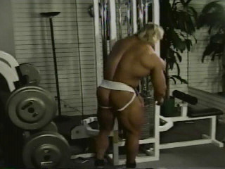 Extraordinary muscle Bruce Patterson